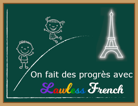 Progress with Lawless French - French Proficiency Test